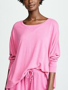 Honeydew Intimates-Starlight Lounge Sweatshirt/M
